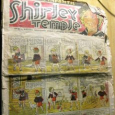 Tebeos: REVISTA COMIC . LA ALEGRIA INFANTIL . SHIRLEY TEMPLE Nº 327 AÑO VI AÑO 1936 ?. Lote 195147456