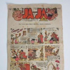 Tebeos: ¡JA...JA! LA REVISTA DE LA AMENIDAD Y DE LA ALEGRÍA Nº 7. Lote 195158321