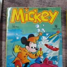 Tebeos: MICKEY NÚMEROS 1-2-5. Lote 195162748