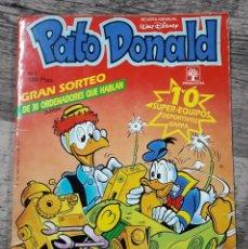 Tebeos: PATO DONALD NÚMEROS 1-5-6-14. Lote 195164663