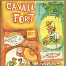 Tebeos: CAVALL FORT - Nº 177. Lote 195223895