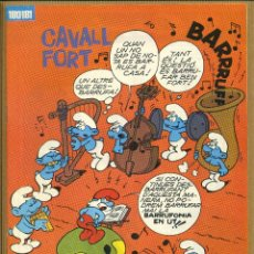 Tebeos: CAVALL FORT - Nº 180 / 181. Lote 195224186