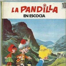 Tebeos: LA PANDILLA EN ESCOCIA, 1971, JAIMES LIBROS. Lote 195231482