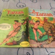 Livros de Banda Desenhada: EL HIJO DE TARZAN, Nº 8 HITPRESS 1981. Lote 195251653