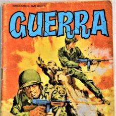 Tebeos: GUERRA Nº 1 - EDITORIAL VILMAR - LUIS SAGNIER - TAPA BLANDA. Lote 195270801