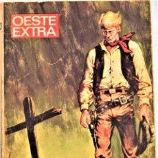 Tebeos: OESTE EXTRA Nº 3 - CUATRO HOMBRES - EDITORIALPRESIDENTE - TAPA BLANDA. Lote 195271352
