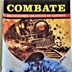 Livros de Banda Desenhada: COMBATE Nº 36 - COLECCIÓN COMBATE - PRODUCIONES EDITORIALES - TAPA BLANDA. Lote 195272766