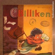 Tebeos: BILLIKEN N° 1480 (1948). EN MUY BUEN ESTADO.. Lote 195339807
