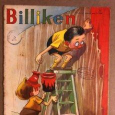 Tebeos: BILLIKEN N° 1478 (1948). EN MUY BUEN ESTADO.. Lote 195339918