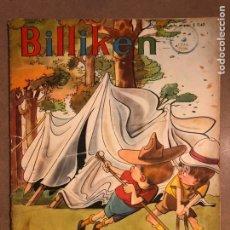 Tebeos: BILLIKEN N° 1476 (1948). INCLUYE JUEGO RECORTABLE. EN MUY BUEN ESTADO.. Lote 195339972