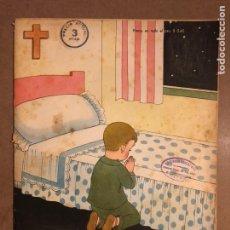Tebeos: BILLIKEN N° 1479 (1948). INCLUYE JUEGO RECORTABLE. BUEN ESTADO.. Lote 195340101