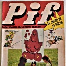 Tebeos: PIF - SEMANARIO JUVENIL - EL JUEGO DE LA PULGA - TAPA BLANDA. Lote 195369361