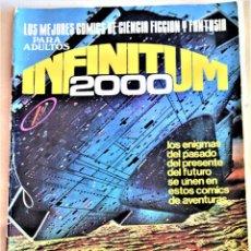 Tebeos: INFINITUM 2000 Nº 5 - PRODUCIONES EDITORIALES - AÑO 1980 - TAPA BLANDA. Lote 195374641