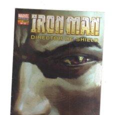 Tebeos: IRON MAN DIRECTOR DE SHIELD N,12. Lote 195388250