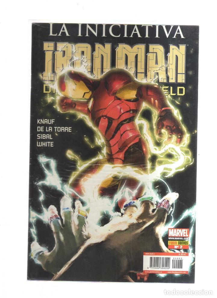 IRON MAN LA INICIATIVA N,2 (Tebeos y Comics - Tebeos Otras Editoriales Clásicas)