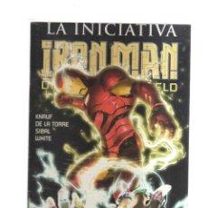 Tebeos: IRON MAN LA INICIATIVA N,2. Lote 195388366