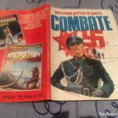 Tebeos: COMBATE Nº 119 SELECCIONES GRAFICAS DE GUERRA - PRODUCCIONES EDITORIALES 1981. Lote 195415256