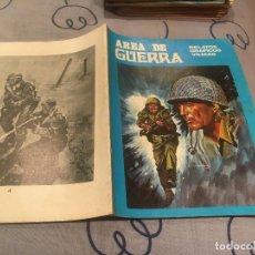 Tebeos: AREA DE GUERRA Nº 4 RELATOS GRAFICOS VILMAR AÑO 1980. Lote 195420645