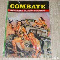 Tebeos: COMBATE Nº 45. PRODUCCIONES EDITORIALES. Lote 195466003