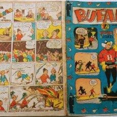 Tebeos: BUFALO Nº 17 DE HARO SELECCIONES EDITORIALES PUIGMIQUEL VÁZQUEZ AYNÉ SANCHIS .... Lote 195509193