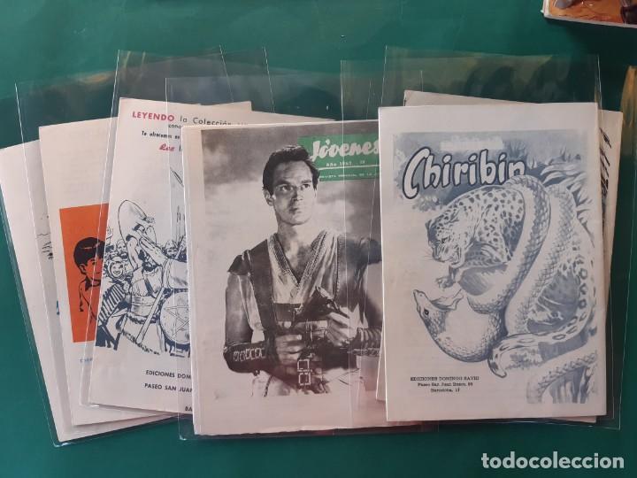 Tebeos: LAS GRANDES AVENTURAS DE LA HUMANIDAD Nº1-2-3-4-5-y 6 DOMINGO SABIO 1963 VER FOTOS - Foto 8 - 196355670