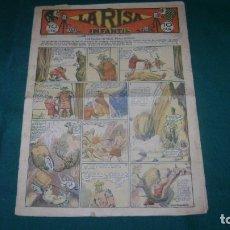 Livros de Banda Desenhada: LA RISA INFANTIL MARCO 596 ESTINTIN. Lote 196559261