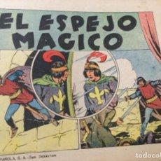 Tebeos: EL ESPEJO MÀGICO - EXCELENTE CONSERVACIÓN. Lote 196733352