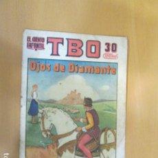 Tebeos: EL CUENTO INFANTIL SUPLEMENTO DE TBO Nº 10 OJOS DE DIAMANTE AÑO 1936. Lote 197024465