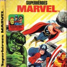 Tebeos: SUPERHÉROES MARVEL (LAIDA, 1972). Lote 197065265