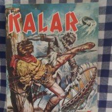 Tebeos: KALAR EXTRA,N°4,EL DEMONIO RAYADO,BOIXHER. Lote 197188973