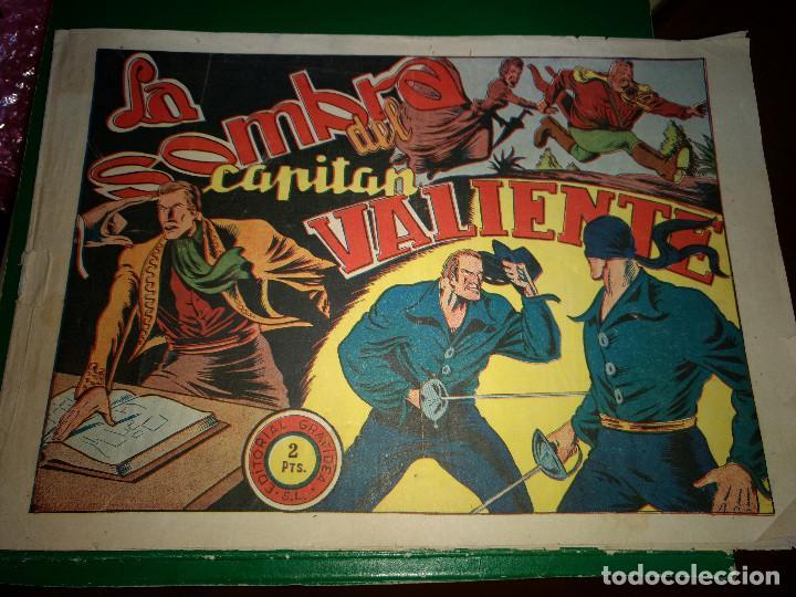 EL JINETE FANTASMA Nº 61 LA SOMBRA DEL CAPITÁN VALIENTE ORIGINAL (Tebeos y Comics - Tebeos Otras Editoriales Clásicas)