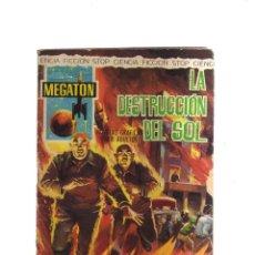 Tebeos: MEGATON LA DESTRUCCION DEL SOL. Lote 198192681
