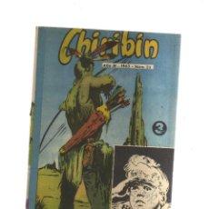 Tebeos: CHIRIBIN AÑO III - 1963 N,33. Lote 198304502