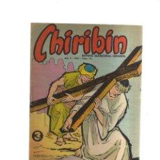 Tebeos: CHIRIBIN AÑO V -1965 - N,73. Lote 198304923