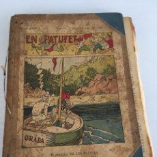 Tebeos: EN PATUFET. REVISTAS DE 1934-1937. Lote 198333915