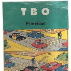 Tebeos: T B O PRIORIDAD. Lote 198400387