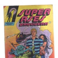 Tebeos: SUPER ASES BRUGUERA N,3. Lote 198400835