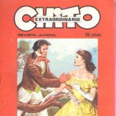 Tebeos: CUMBRES BORRASCOSAS ADAPTACION AL COMIC. NUMERO DE CHITO EXTRAORDINARIO. Lote 211275820