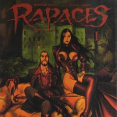 Tebeos: RAPACES N,I CIMOC. Lote 198988455