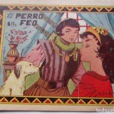 Tebeos: COLECCIÓN LILÍ NUM 2- EL PERRO FEO. Lote 199172092