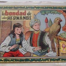 Tebeos: COLECCION TROVADOR NÚM 66 - LA BONDAD DE DOS HERMANOS. Lote 199172643