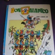 Tebeos: DON ALARICO - JAN - EDIT ARGOS 1971 - PUBLICACIONES REUNIDAS - LIGERAS SEÑALES DE USO. Lote 199205540