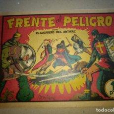 Tebeos: EL GUERRERO DEL ANTIFAZ Nº 5 VALENCIANA ORIGINAL 1 PESETA. Lote 199247421