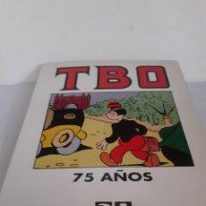 Tebeos: T B O LIBRITO DE LOS 75 AÑOS. Lote 199741946