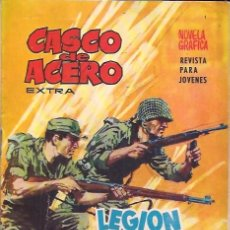 Tebeos: CASCO DE ACERO EXTRA Nº 1. Lote 200030256