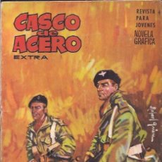 Tebeos: CASCO DE ACERO EXTRA Nº 4. Lote 200030322