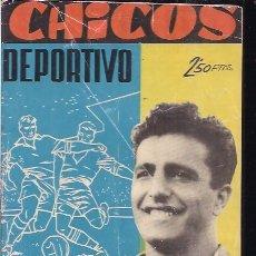 Tebeos: CHICOS DEPORTIVO Nº 66. Lote 200030913
