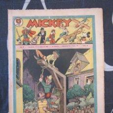 Tebeos: TEBEO INFANTIL - MICKEY Nº 69 - 27 DE JUNIO DE 1936 - EDITORIAL MOLINO - WALT DISNEY. Lote 201220233