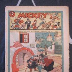 Tebeos: TEBEO INFANTIL - MICKEY Nº 65 - 30 DE MAYO DE 1936 - EDITORIAL MOLINO - WALT DISNEY. Lote 201237560