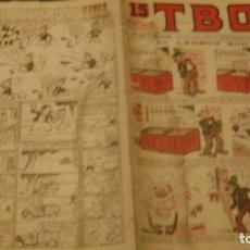 BDs: TBO TEBEO 1927 BUIGAS EL 1035 ESTINTIN. Lote 201371900